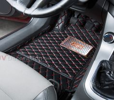 93.63$  Buy here - http://ali509.worldwells.pw/go.php?t=32777362756 - 7 SEATS For Chevrolet Captiva 2012-2015 Car Floor Mats Accessories Foot Pad Covers