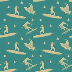 All sizes | surf pattern | Flickr - Photo Sharing!