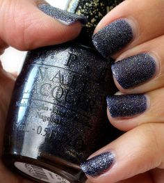 OPI Alcatraz...Rocks (San Francisco collection, fall/winter 2013)