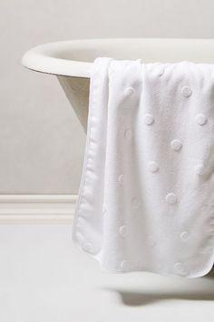 Polka Dot Towel Collection - anthropologie.com