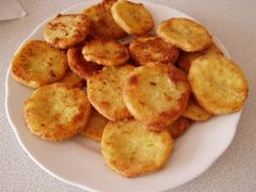 Pohovane tikvice - Kuhinja i Recepti Snack Recipes, Snacks, Chips, Food, Snack Mix Recipes, Appetizer Recipes, Appetizers, Potato Chip, Essen