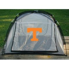 Cool! :)) Pin This & Follow Us! zCamping.com is your Camping Product Gallery ;) CLICK IMAGE TWICE for Pricing and Info :) SEE A LARGER SELECTION of 1-2 person camping tents at http://zcamping.com/category/camping-categories/camping-tents/1-to-2-person-tents/ - #hunting #campingtents #camping #campinggear -  NCAA Food Tent NCAA Team: Tennessee « zCamping.com