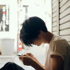 Image de boy, korean, and ulzzang Boys Korean, Asian Boys, Character Inspiration, Hair Inspiration, Pretty People, Beautiful People, Shotting Photo, Ulzzang Boy, Korean Ulzzang