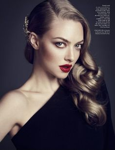 Amanda Seyfried in Elle Korea