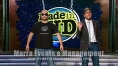 Enzo e Sal l'incazzatore personalizzato http://www.morraeventsemanagement.com/made-in-sud.html #madeinsud #cabaret #comici #eventi