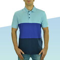 23e16a93 Mens Darya Trading Royal #ClassicFit Fashion Pique #PoloSportShirt in Navy  Blue. #FashionSuitOutlet