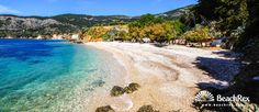 Beach Kamenice - Komiža - Island Vis - Dalmatia - Split - Croatia
