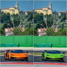 Left or Right? #AventadorSV #Lamborghini #MondayMotivation photo from lamborghini http://ift.tt/1EtcNCs #FieldsMotorcarsOrlando #Orlando #Florida #exotic #cars