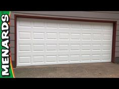 Garage Door Panels Home Depot Ideal Garage Doors, Faux Wood Garage Door, Garage Door Sizes, Garage Door Panels, Modern Garage Doors, Residential Garage Doors, Garage Door Springs, Panel Doors, Doors