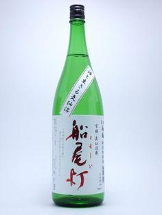 Tomoshibi_tokubetsu junmai   kakuboshi   特別純米酒 船尾灯(ともしび)  1.8L - 角星(株)