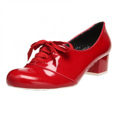 @Jill Strand The red shoes I need for my orange skirt and purple blouse!