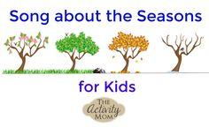Seasons Song for Kids