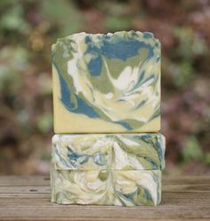 Lemon verbena is a wonderful scent in soap! It smells like a vibrant sunrise on…