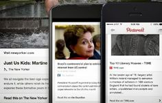 Pinterest improves features of article pins ~ It's about Tech