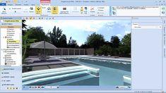 Progetto piscina: ecco la guida definitiva | BibLus-BIM Desktop Screenshot, Container, Aperture, Canisters