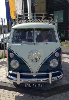 VW van. Love this one.