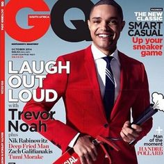 """Love you Trevor! """"But most importantly, Trevor is probably the most beautiful comedian to have ever lived.   Meet Comedian Trevor Noah, Your New Bae"""""""