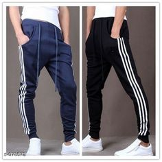 Track Pants Men's Casual Solid Track Pant (Pack Of 2) Fabric: Spun Blend Waist Size: S - 28 in, M - 30 in, L - 32 in, XL - 34 in, XXL - 36 in Length: Up to 38 in Type: Stitched Description: It Has 2 Piece Of Men's Track Pants  Pattern: Solid Sizes Available: S, M, L, XL, XXL *Proof of Safe Delivery! Click to know on Safety Standards of Delivery Partners- https://ltl.sh/y_nZrAV3  Catalog Rating: ★3.9 (14153)  Catalog Name: Mens Casual Solid Track Pants Vol 5 CatalogID_115274 C69-SC1214 Code: 284-973572-