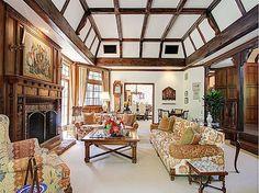 Tudor ceiling