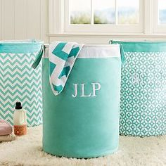 Laundry Bags & Personalized Laundry Bags for College | PBteen