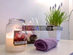 How to: Pamper Evening -  www.tipcups.com
