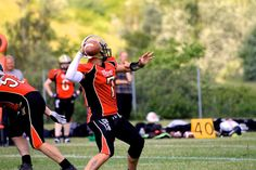 500px / QB Throwing by Nicklas Møller