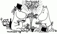 Have you met the Moomins?