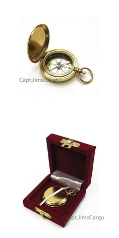 Antiques Cheap Price Heavy Ground Level Measuring Compass And Case Wood Nautical Gift Compass Brunton Modern And Elegant In Fashion Maritime Compasses