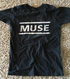 MUSE band shirt by ROBINLIKETHEBIRD11 on Etsy https://www.etsy.com/listing/288220531/muse-band-shirt
