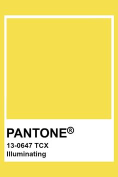 Pantone color palette for art and home decor