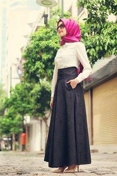 hijab style ♥