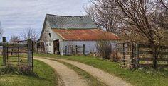 Barn, Rustic, Barns, Ohio