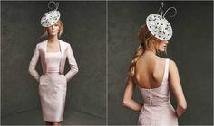 O QUE VESTIR NAS BODAS?! ROSA QUARTZO 2016 Esqueça os tons neutros, o look para renovar os votos merece um toque de jovialidade, leveza e romantismo… E o rosa quartzo é perfeito para isso!!!  Inspirações para o traje de bodas.:vestido-para-bodas-Tutti-pronovias-quartzo-2