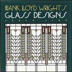 Frank Lloyd Wright Glass Designs Book