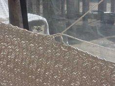 Sparks Mexico: Hammock weaver in Melaque