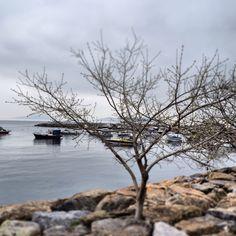 Tıpkı bir sahil kasabası... #istanbul #turkey #cool #nikon #bostancı #cloud