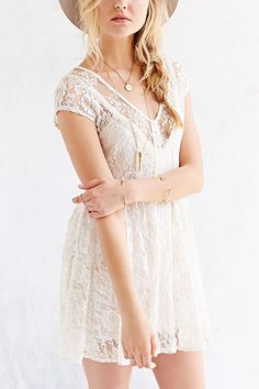 lace for summer, fall, winter, spring. favorite way to add detail.