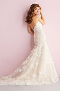 19f53b72d Discover the Allure Romance 2712 Bridal Gown. Find exceptional Allure  Romance Bridal Gowns at The Wedding Shoppe