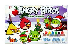 Angry Birds Fruit Gummies for Tris