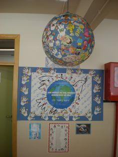 Arquivo de álbuns World Peace Day, Nursery School, Our Planet, Earth Day, Fourth Grade, Art School, Party Games, Special Day, Album