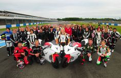 Costello's women's MC Trackdays supported by EBC Brakes. Maria Costello MBE is gearing up once again for her final 2015 women only event at Donington Park.