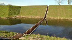 Ponte Moisés,Fort de Roovere, Holanda 8 pontes que desafiam a engenharia - BBC Brasil