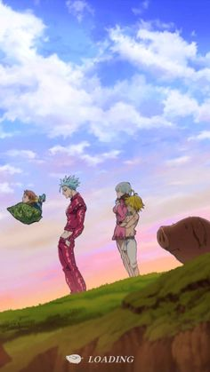 Seven Deadly Sins Anime, 7 Deadly Sins, Noragami, Diabolik Lovers, Kaze No Stigma, Naruto, Manga Anime, Blue Exorcist Anime, Soul Poetry