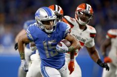 Fantasy football start/sit advice Week 13: What to do with Golden Tate