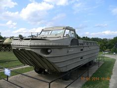 45th Infantry Division Museum Oklahoma City, Oklahoma Super DUKW Amphibious Truck