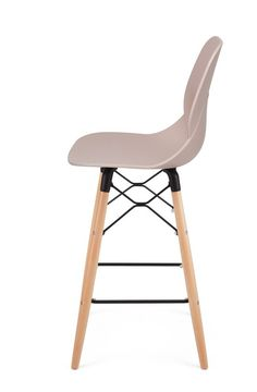 PW025 Bar Stool | Chair Crazy | ZAR 1,595 | Black, Green, White, Brown or Grey | width: 47 height: 106.5 length: 48 5 seat height: 68 Bar Stool Chairs, Bar Stools, Grey, Brown, Furniture, Black, Home Decor, Bar Stool Sports, Gray