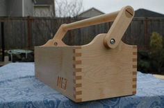 Hi folks I teach a adult woodworking class for our local community collage.we use a local high school wood shop to teach out of and have I've been doing so for about 8 years and for the same amount of time I've been bringing most of what the sch. Wood Tool Box, Wooden Tool Boxes, Wood Tools, Woodworking Classes, Woodworking Shop, Woodworking Plans, Woodworking Projects, Wooden Projects, Wood Crafts