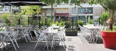 Terrasse L'Esprit Bistrot Monplaisir http://www.123terrasse.fr/L-Esprit-Bistrot-Monplaisir #coffee #bar #restaurant #soleil #terrace #Lyon #spot #sun