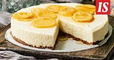 Jos rakastat mascarponea ja limoncello-likööriä, tässä on seuraava lempikakkusi.