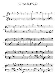 Fairy Tail (Sad Theme)